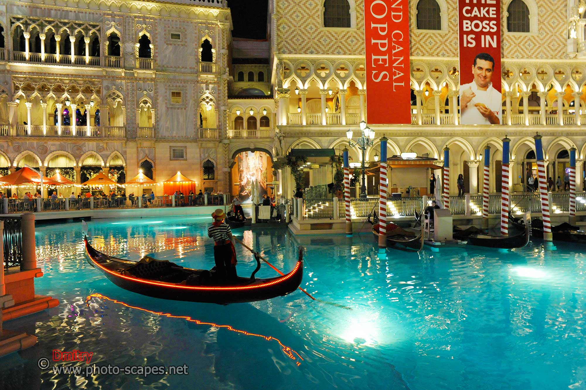 The Venetian Hotel & Casino, Las Vegas